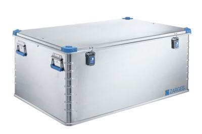ZARGES Aluminium-Universalbox - Inhalt 414 l - Außenmaß LxBxH 1200 x 800 x 510 mm