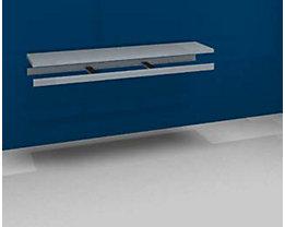 hofe Zusatzfachebene inkl. Traversen und Stahlboden - Breite 2000 mm - Tiefe 500 mm