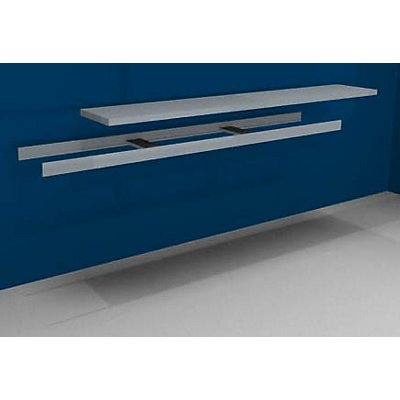 hofe Zusatzfachebene inkl. Traversen und Stahlboden - Breite 2500 mm