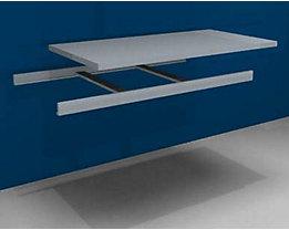 hofe Zusatzfachebene inkl. Traversen und Stahlboden - Breite 1500 mm - Tiefe 800 mm