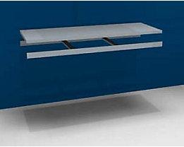 hofe Zusatzfachebene inkl. Traversen und Stahlboden - Breite 2000 mm - Tiefe 800 mm