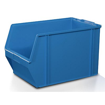 Bac à bec en polystyrène - longueur extérieure / intérieure 500 / 450 mm