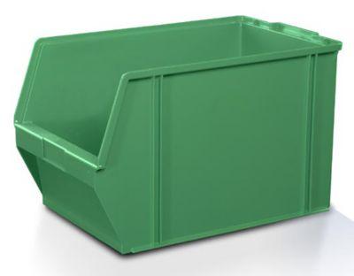Sichtlagerkasten aus Polystyrol - Außen- / Innenlänge 500 / 450 mm