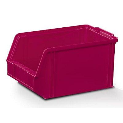 Bac à bec en polystyrène - longueur extérieure / intérieure 230 / 200 mm
