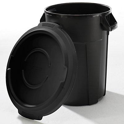 Conteneur multi-fonctions en plastique - capacité 85 l