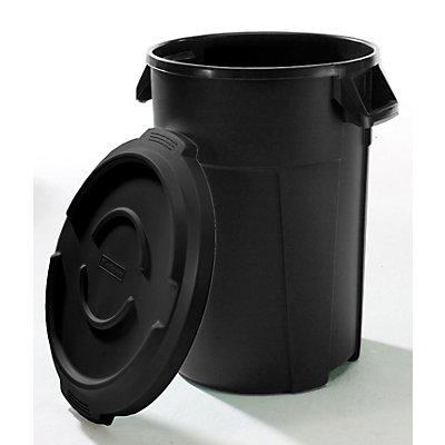 Conteneur multi-fonctions en plastique - capacité 120 l