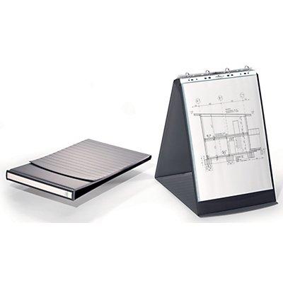 Durable Tisch-Flipchart - DIN A3 Hochformat - VE 3 Stk