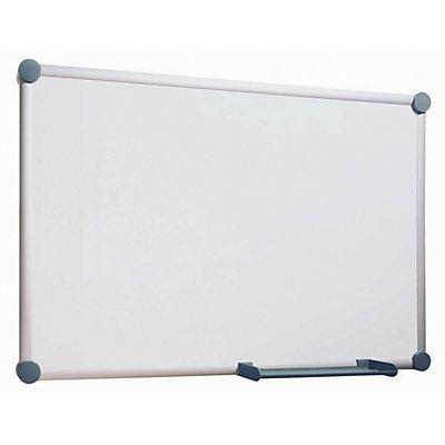 MAUL® Whiteboard - Stahlblech, emaillebeschichtet - BxH 900 x 600 mm