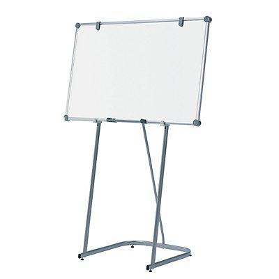 MAUL® mobile Magnetwand - höhenverstellbar - BxH 750 x 1200 mm