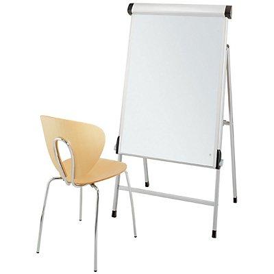 MAUL® Flipchart - mit Aluminium- / Kunststoffprofil - Tafel-BxH 690 x 1005 mm