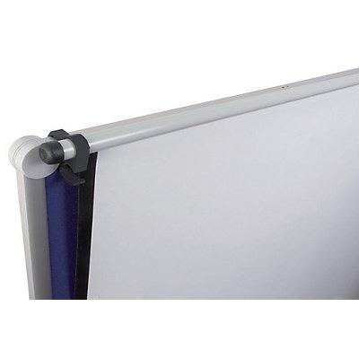 MAUL® Projektionsrollo - Projektionsfläche BxH 1140 x 1340 mm - zum Einhängen