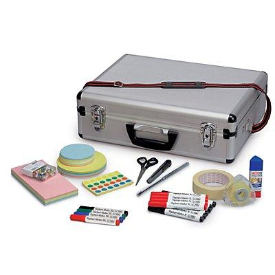 MAUL® Moderatorenkoffer - mit Grundausstattung 1500 Teile - abschließbar