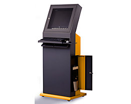 QUIPO PC-Terminal - HxBxT 1600 x 650 x 600 mm