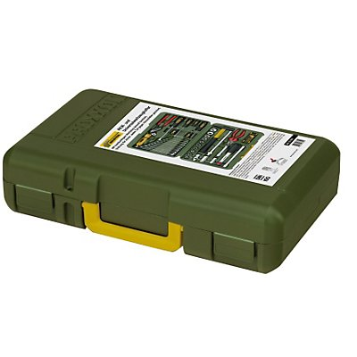 PKW- und Universalwerkzeugkoffer - 60-teilig in schlagfestem Koffer - von PROXXON