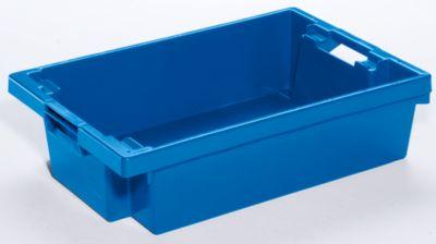 Drehstapelbehälter aus HDPE - Inhalt 25 l