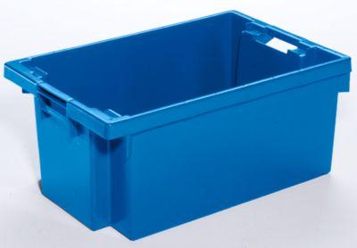Drehstapelbehälter aus HDPE - Inhalt 40 l