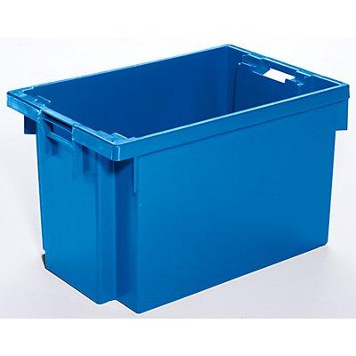 Drehstapelbehälter aus HDPE - Inhalt 60 l