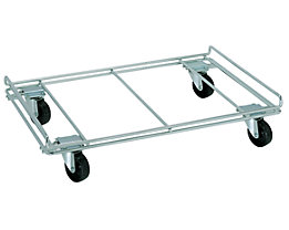 Fahrgestell - Traglast 500 kg - LxB 760 x 495 mm