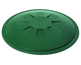 GRAF Stülpdeckel - für Rundbehälter 210 l - grün