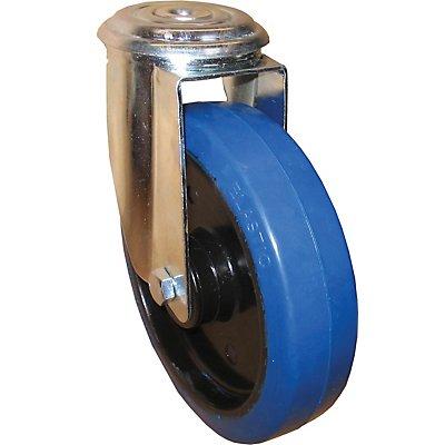Rädersatz - Ø 100 mm - zur Montage an die Füße