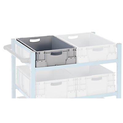 Industriebehälter aus Polypropylen - Stapellast 400 kg