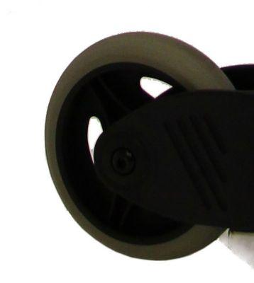 Klappbare Sackkarre SCORPION S - Tragfähigkeit 50 kg - Schaufel-BxT 390 x 300 mm