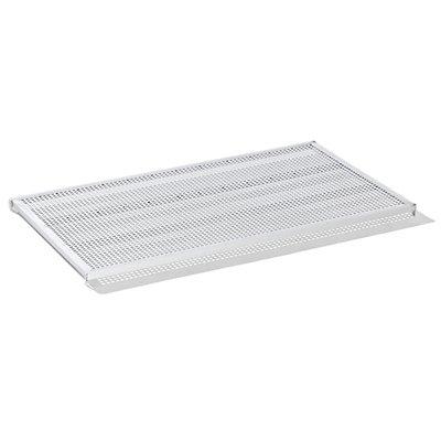 RIMO Etagenboden für Rollbehälter - mit Alu-Lochblechabdeckung