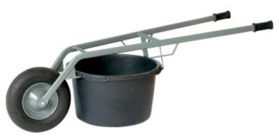 Mörtelkübel-Transportkarre - für Kübel-Ø 500 – 600 mm - mit Luftreifen