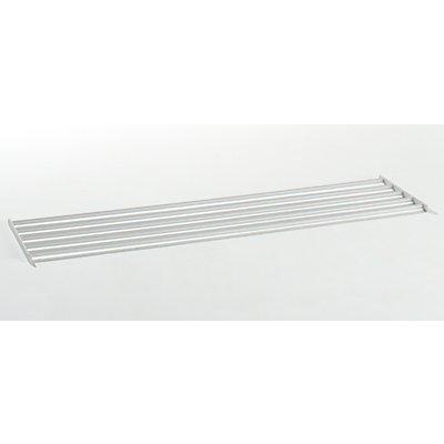 Schuhablageboden - Länge 1500 mm - lichtgrau