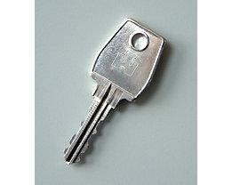 Hauptschlüssel - für Hauptschließanlage - Preis je Stück, Mehrpreis