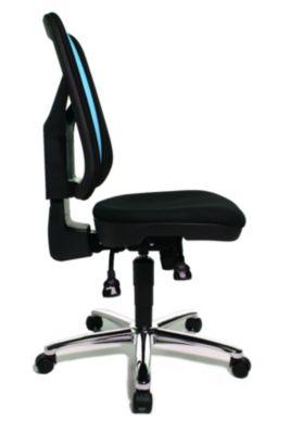 Topstar ARTWORK 20 SY – Bürodrehstuhl zweifarbig - ergonomisch geformt, individuell verstellbar