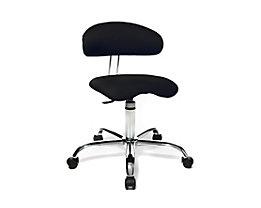 Topstar SITNESS 40 Schreibtischstuhl - 3-dimensional beweglich - schwarz