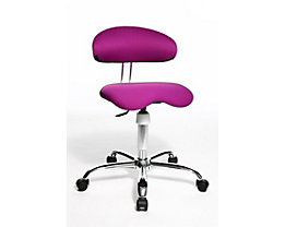 Topstar Chaise de bureau SITNESS 40 - s'adapte à tous vos mouvements