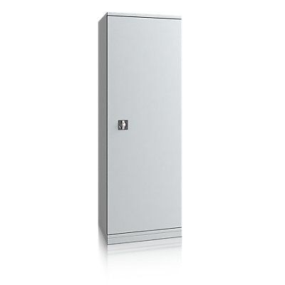 Stahl-Büroschrank - HxBxT 1950 x 670 x 500 mm