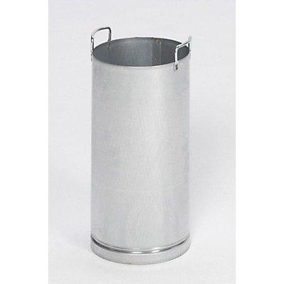 Inneneimer für Sicherheits-Kombiascher - Höhe 405 mm - Volumen 14 l
