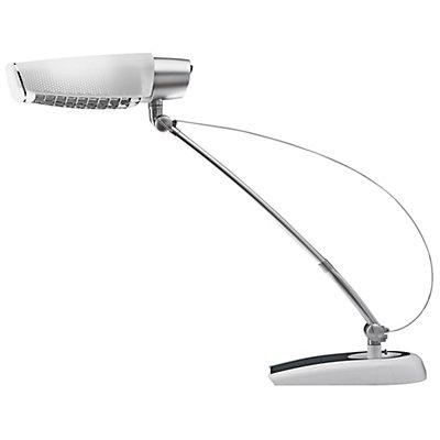 Schreibtischlampe ARCOSTAR - 20 Watt - weiß