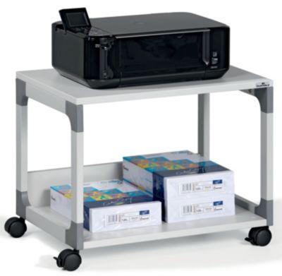 Multifunktions- / Druckerfahrwagen von Durable - 2 Böden