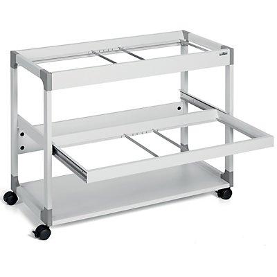 chariot pour dossiers suspendus multi duo de durable. Black Bedroom Furniture Sets. Home Design Ideas