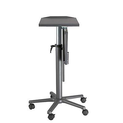 MAUL® Beamertisch - Tischplatte 350 x 500 mm - anthrazit