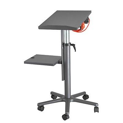 MAUL® Beamertisch - Tischplatte 350 x 500 mm, inkl. Steckdose