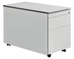 Caisson roulant ARCOS - 1 tiroir, 1 tiroir pour dossiers suspendus