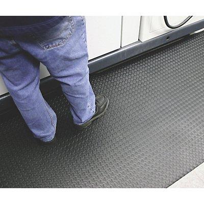 COBA Anti-Ermüdungsmatte aus geschäumten PVC - Breite 900 mm