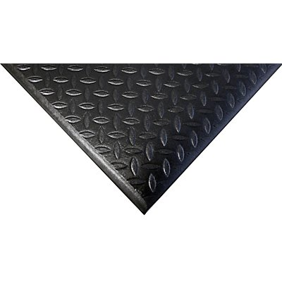 COBA Anti-Ermüdungsmatte aus geschäumten PVC - Breite 1200 mm