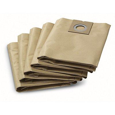 Kärcher Papierfiltersack - für Modell NT 27/1 Adv und NT 27/1 Me Adv - VE 10 Stk