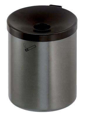 Sicherheits-Wandascher, 6 l Fassungsvermögen - Höhe 250 mm, Ø 180 mm