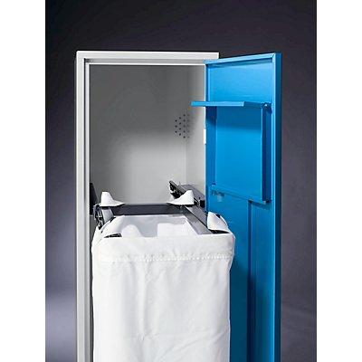 Teleskoparm - für Wäschesammelschrank - zum Herausziehen der Wäschesäcke