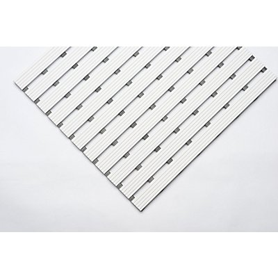 EHA PVC-Profilmatte, pro lfd. m - Lauffläche aus Hart-PVC, rutschsicher