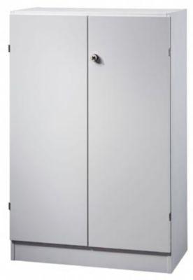 FINO Aktenschrank - 2 Fachböden, HxBxT 1270 x 800 x 420 mm