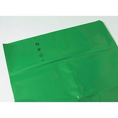 Abfallsäcke aus Polyethylen - Inhalt 120 l