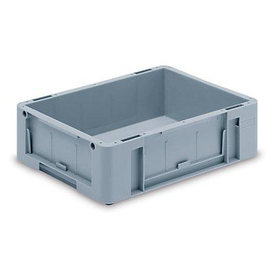 Euronorm-Stapelbehälter - Außen-LxBxH 400 x 300 x 120 mm